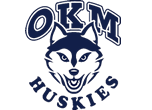 Okanagan Mission Secondary logo
